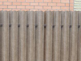 Металлический штакетник GRAND LINE